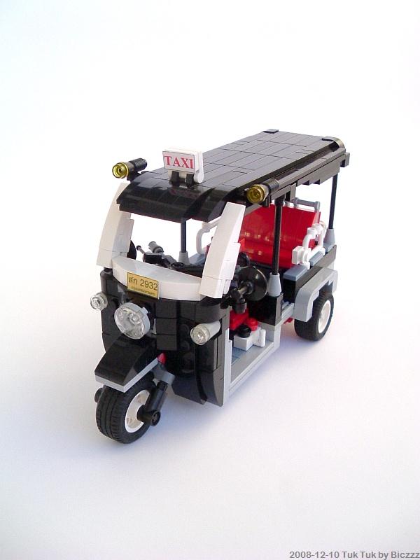 Lego my Tuk Tuk