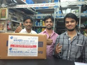 Madhu Auto Spares: Keen supporters of Team Chutney Chungas