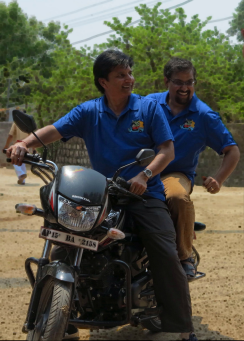Two-wheeler Experience | Seethampet
